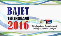 RM2.103 Billion Bajet Terengganu 2016
